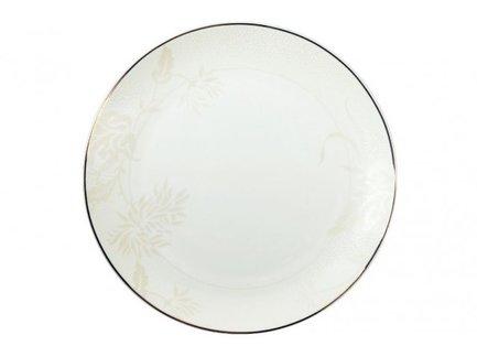 Тарелка плоская Хризантема, 25 см 00000069502 Royal Aurel royal aurel тарелка плоская шарм 23 5 см 552r royal aurel