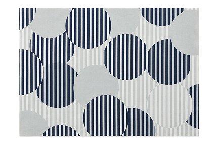 Сервировочные маты Blue Polka Dots, 45х32 см, 2 шт. DD45/TOBG-12 Day Drap