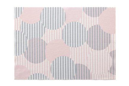 Сервировочные маты Pink Polka Dots, 45х32 см, 2 шт.