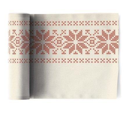 Салфетки Christmas Jumper, 20х20 см, 12 шт. в рулоне SRA21N1/105-7 My Drap