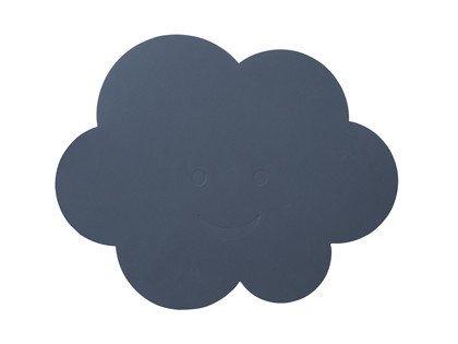Подстановочная салфетка облако, 38x31 см, синяя 983119 Lind Dna