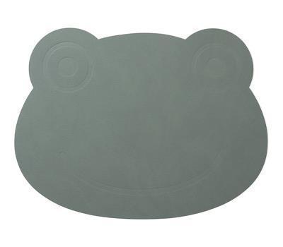 Подстановочная салфетка лягушонок, 38x28 см, зеленая 983137 Lind Dna