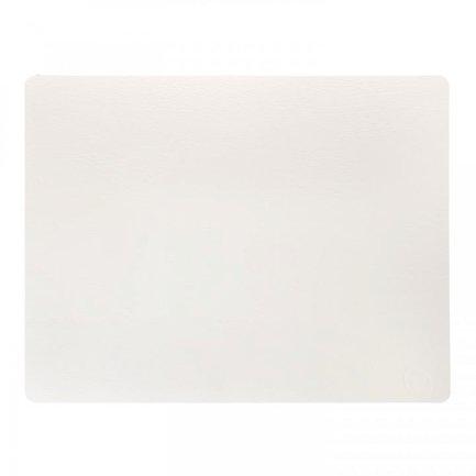 Подстановочная салфетка прямоугольная, 35x45 см, белая 98403 Lind Dna
