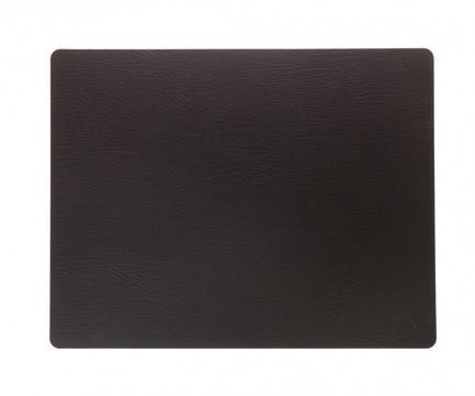 Подстановочная салфетка прямоугольная, 35x45 см, коричневая 98405 Lind Dna