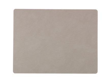 Подстановочная салфетка прямоугольная, 35x45 см, серая 981170 Lind Dna