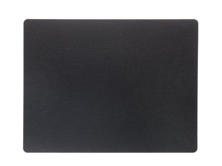 Подстановочная салфетка прямоугольная, 35x45 см, черная 981914 Lind Dna