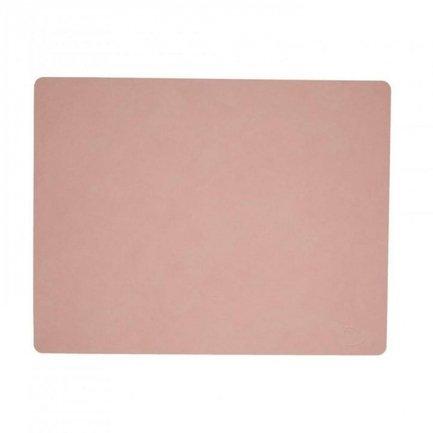Подстановочная салфетка прямоугольная, 35x45 см, розовая 98323 Lind Dna
