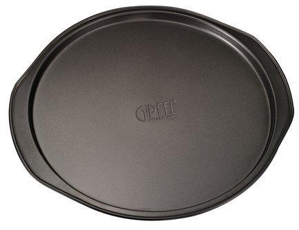 Форма для выпечки пиццы Siempre с антипригарным покрытием, 35.5х33x1.8 см 0313 Gipfel