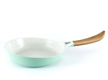 Сковорода Elegant литая с антипригарным керамическим покрытием, 24 см 0794 Gipfel