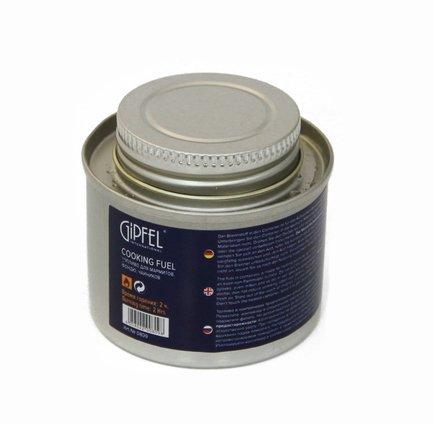 Топливо в металлическом контейнере с фитилем для фондю, мармитов, чайников, горение часа 0809 Gipfel офшор 2 0 для чайников