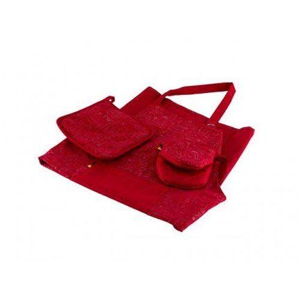 Комплект кухонного текстиля фартук, рукавица, прихватка, 3 пр. 2710 Gipfel