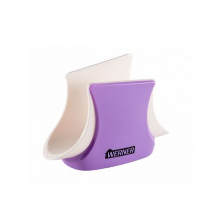 Салфетница фиолетовая