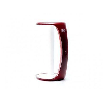 Держатель для бумажного полотенца Arco, 13.5х26 см, красный 3743 Gipfel держатель gipfel 3743 arco