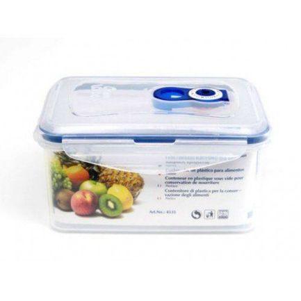Вакуумный контейнер для хранения продуктов (1.2 л), 184x126x97 мм