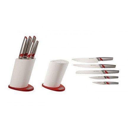 Набор ножей на подставке, 6 пр. 6697 Gipfel набор ножей на подставке 6 пр 6697 gipfel