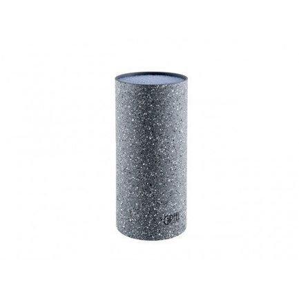 Подставка для ножей Malatti, 22х11 см, серый мрамор 8442 Gipfel