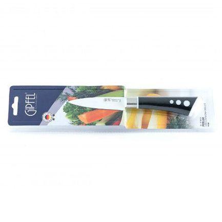 Нож для чистки овощей с антиприлипающим покрытием, 9 см 8478 Gipfel нож для овощей gipfel barocco 9 см