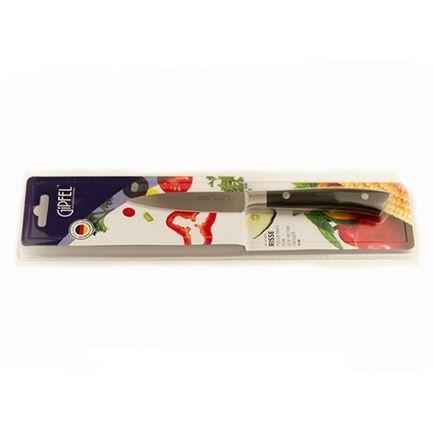 Нож для чистки овощей Risse, 9 см 9871 Gipfel нож для овощей gipfel barocco 9 см