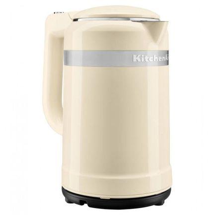Чайник Design (1.5 л), кремовый