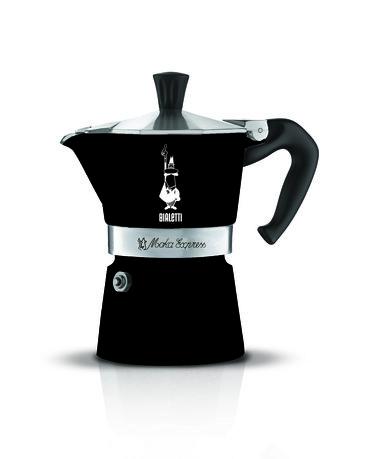 Гейзерная кофеварка Moka Express Color (0.24 л),на 6 чашек (4953) 00004953 Bialetti кофеварка гейзерная bialetti moka express rossa на 6 чашек