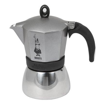 Гейзерная кофеварка Moka Induction (0.36 л), на 6 чашек 0004823/X4 Bialetti