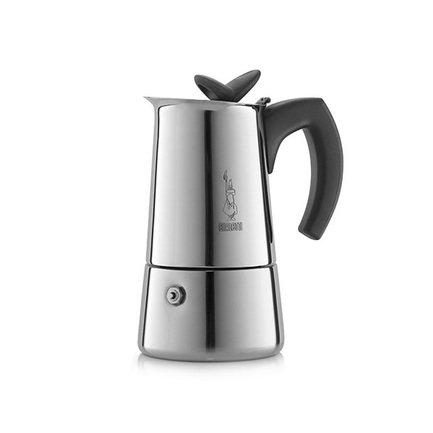 Гейзерная кофеварка Musa (0.16 л), на 4 чашки (4272) 00004272 Bialetti