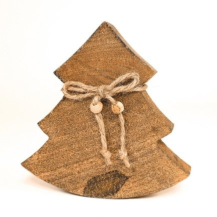Украшение декоративное Wooden Tree, 15х14х2.5 см