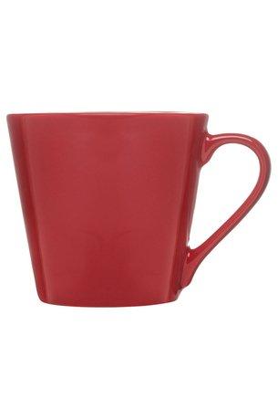 Кружка Brazil (200 мл), 8 см, красная 5017253 Sagaform