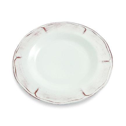 Набор тарелок Piatto Piano Rustica, 30 см, 6 шт. 49825 Fade набор тарелок 24 см 6 шт royal porcelain co