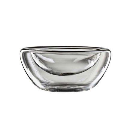 Набор для порционной подачи закусок и десертов Flatbowl Medium (150 мл), 2 шт. X-013-150-G-set2 Bloomix