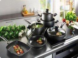 Способы крепления ручек к посуде и контроль
