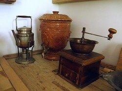 Кухонная утварь из прошлого