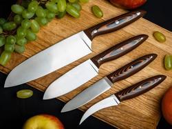 Рейтинг кухонных ножей, топ-10, лучшие кухонные ножи