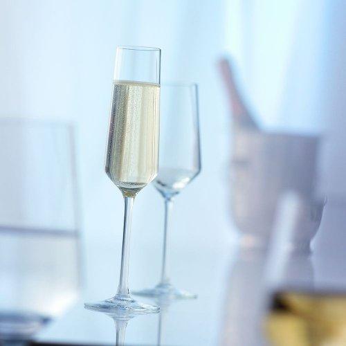 Набор фужеров для шампанского Pure (209 мл), 6 шт. от Superposuda