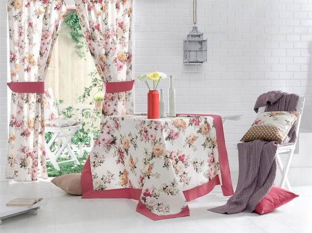 "Подушка на стул ""Цветущий сад"", 41х41 см, мультиколор от Superposuda"