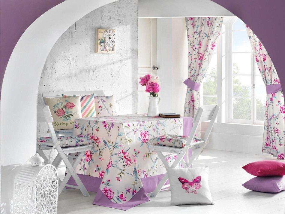 """Подушка на стул """"Spring bird"""", 41х41 см, разноцветная от Superposuda"""
