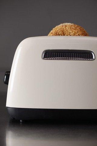 Тостер кремовый KMT221, загрузка 2 хлебца, кремовый от Superposuda