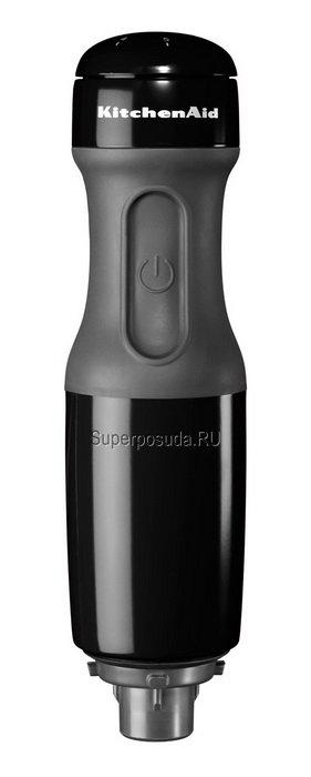 Блендер погружной, 5 скоростей, чёрный от Superposuda