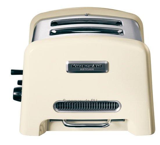 Тостер на 2 хлебца, 5KTT780EAC, кремовый от Superposuda
