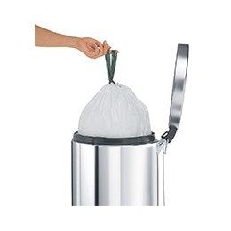 Пакеты для мусорных ведер