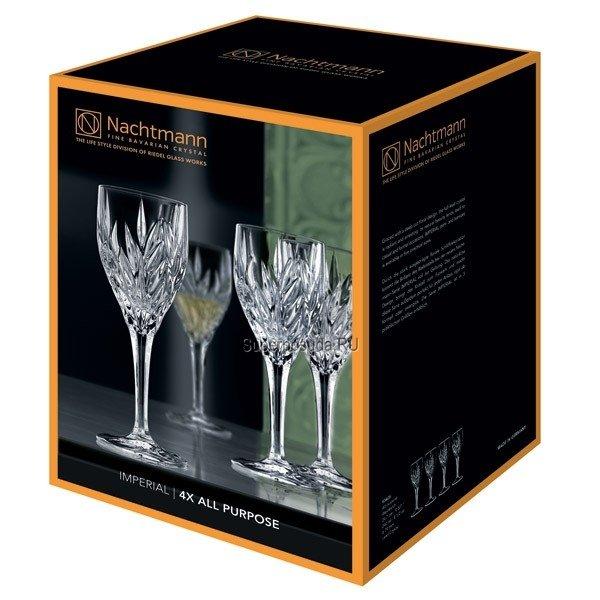 Набор стаканов низких Imperial (310 мл), 8.8 см, 4 шт. от Superposuda