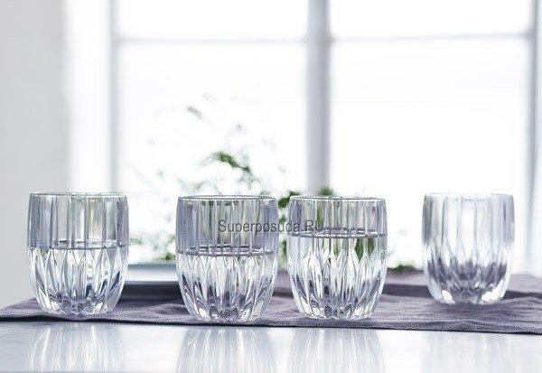 Набор стаканов низких Prestige (290 мл), 9.8 см, 4 шт. от Superposuda