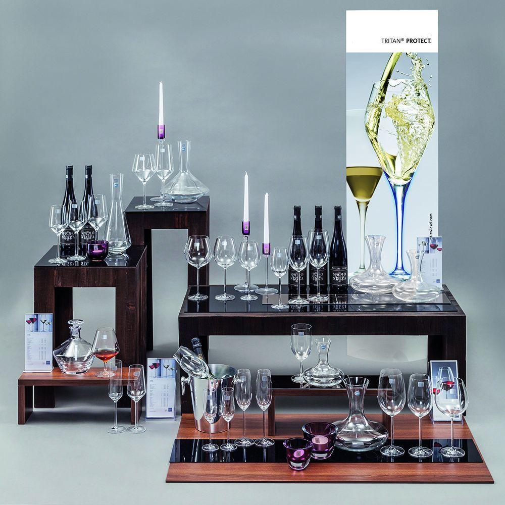 Набор фужеров для шампанского Diva (220 мл), 6 шт. от Superposuda