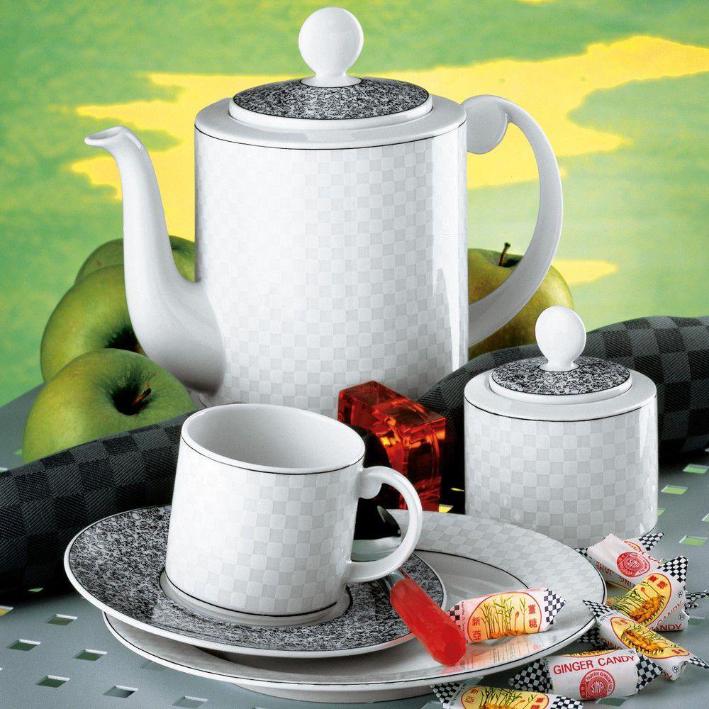 Сервиз чайный Palm Beach на 6 персон, 21 пр. от Superposuda
