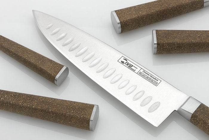 Нож для резки с канавками, 20 см от Superposuda