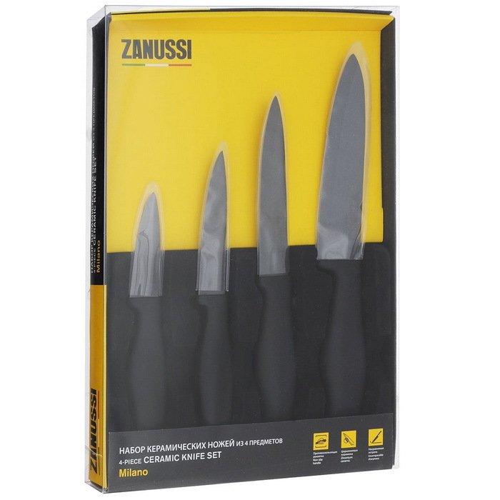 Набор керамических ножей Milano, 4 пр. от Superposuda