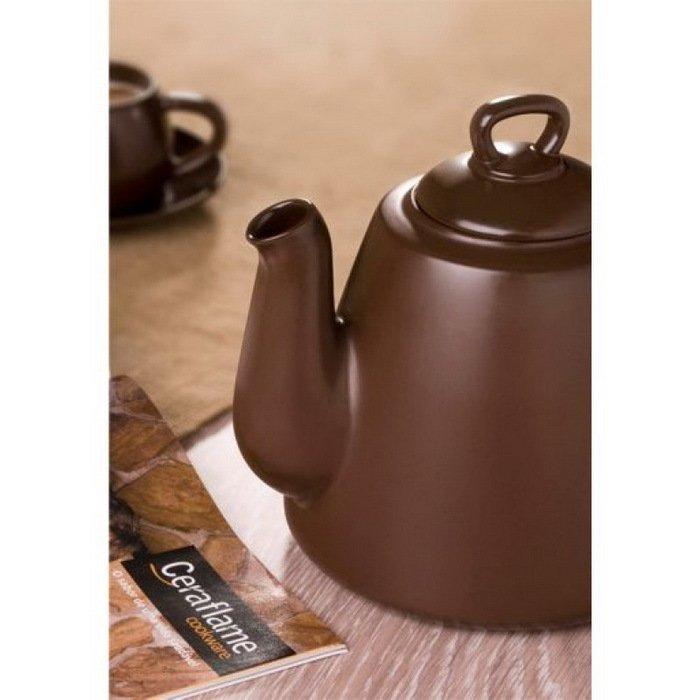 Чайник Tropeiro (2.3 л), шоколад от Superposuda