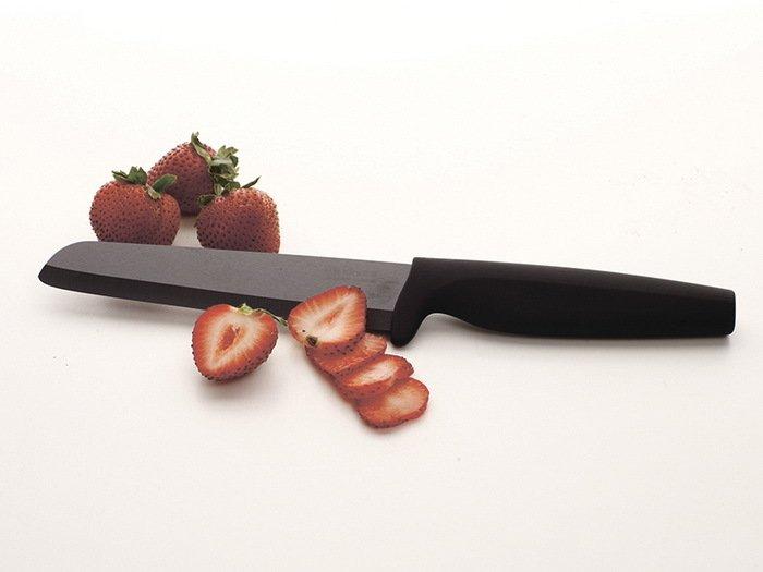 Набор керамических ножей Damian White, 2 шт. от Superposuda