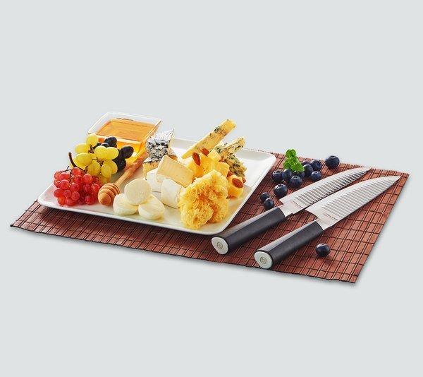 Нож Rondell Flamberg RD-684 для овощей 9 см