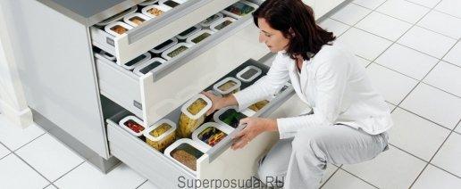Контейнер для сыпучих продуктов (106922030600) (0.175 л) от Superposuda
